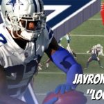 """Dallas Cowboys Jayron Kearse Stated """"LOCK IN"""" 