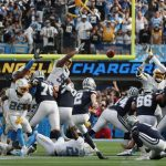 Dallas Cowboys get the win towards the L.A. Chargers with a final minute 56 backyard Box Function