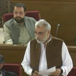 No-trust movement moved in opposition to CM Balochistan